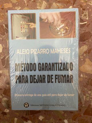 Libro- método garantizado para dejar de fumar