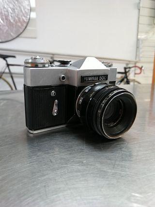 Cámara Réflex Vintage Prinzflex 500