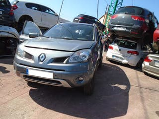 Despiece de Renault Koleos 2.0 Dci año 2011