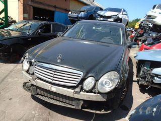 Despiece de Mercedes E280 CDI año 2006