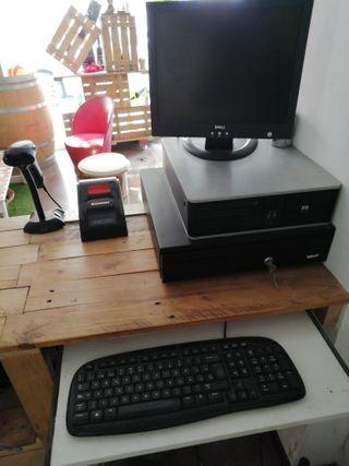 PC TPV CON PROGRAMA INCLUIDO