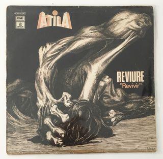 "ATILA : Reviure ""Revivir"" Disco Vinilo Lp"