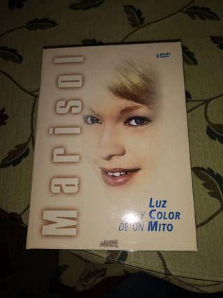 Colección DVD de Marisol Edición Limitada
