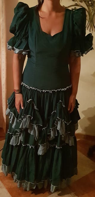 traje fiesta y de flamencas