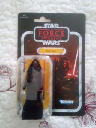 Star Wars figura Vintage TNVC Hasbro Kylo Ren