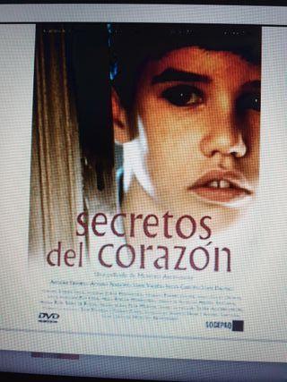 dvd.Secretos del corazón nueva