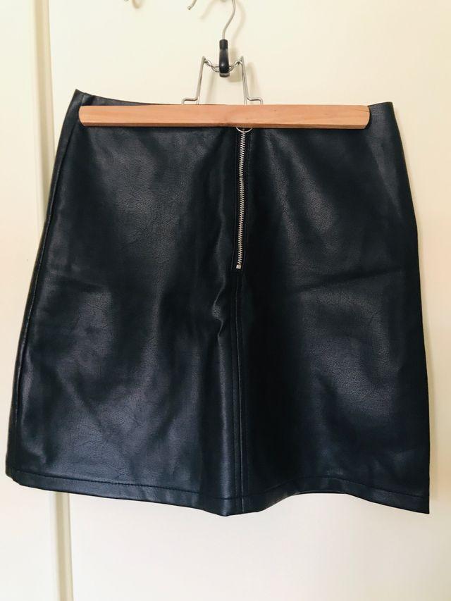 Pantalones y falda