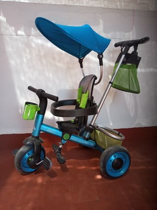 Bicicleta (triciclo) de aluminio para niños