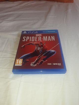 juego PS4 Marvel Spider-Man