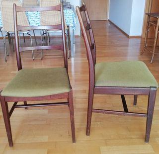 Sillas tapizadas (2)