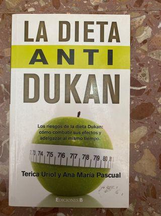 Libro - la dieta anti-dukan
