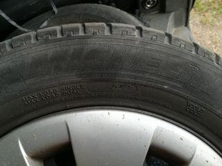 ruedas Mercedes vito con tapacubos 205/65r16c