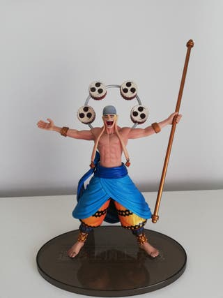 Figura Dios Enel. One Piece