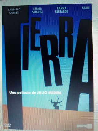 dvd.Tierra nueva