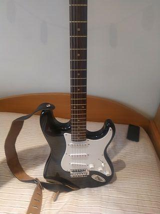 guitarra eléctrica fender squire bullet