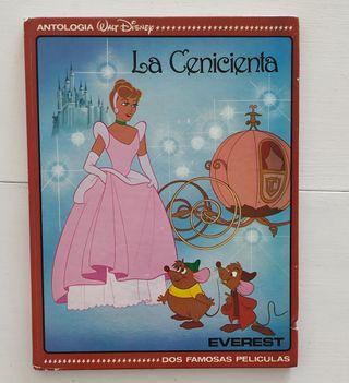 ANTOLOGÍA de Mary Poppins / La Cenicienta.