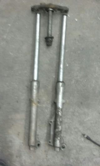 recambio Honda MBX - amortiguador