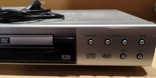 Reproductor DVD / CD 5.1 con DTS