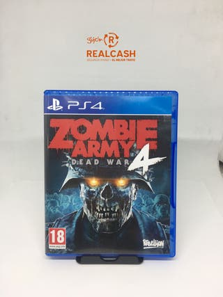 VIDEOJUEGO ZOMBIE ARMY DEAD WAR PS4