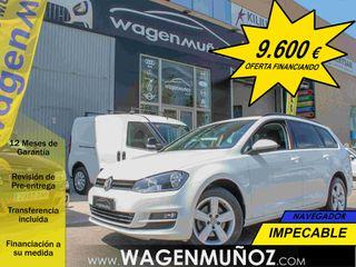 Volkswagen Golf Variant 1.6TDI *NAVI*