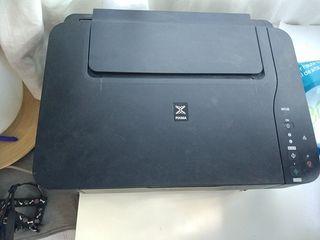 impresora sin cartucho de tinta