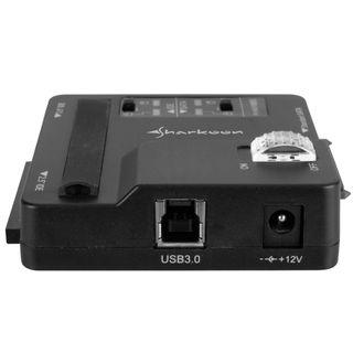 DRIVELINK combo USB3.0 adaptador discos duros