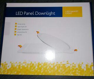 Panel LED De Estreno ¡!! Ultrafino
