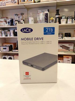 DISCO DURO MOBILE DRIVE 2TB.