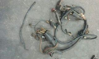 recambios Honda MBX - cableado