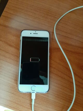 Iphone 6 blanco 128 GB