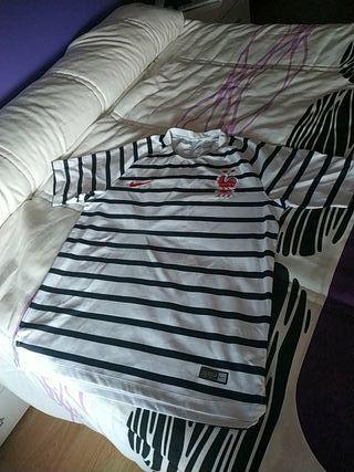 camiseta Francia talla L 2 equipación