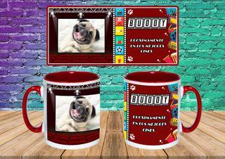 Tazas personalizadas mascotas