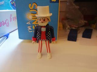 Tío Sam Playmobil serie 1