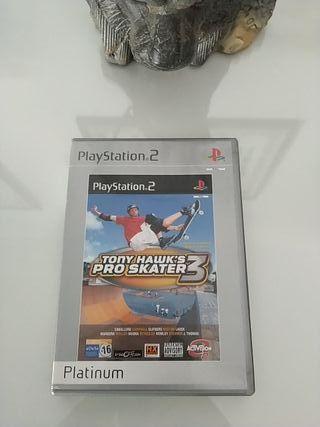 Tony Hawk',s Pro Skate 3 PS2 Completo