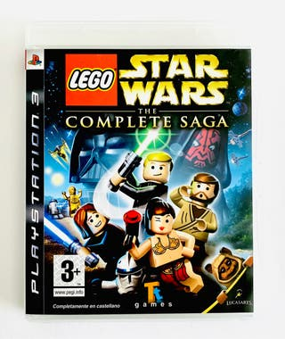 LEGO STAR WARS COMPLETE SAGA - ps3