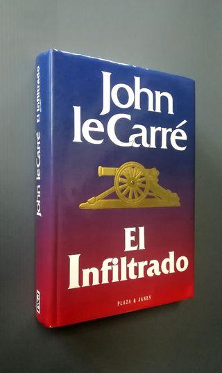 le #Carré.. EL INFILTRADO (1993)
