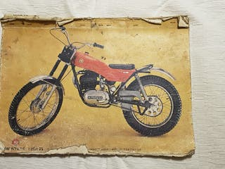Manual Montesa Cota 74 historic