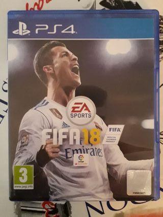 FIFA18 PS4