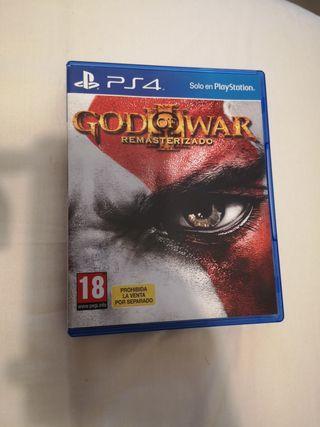 God of war III remasteriazo