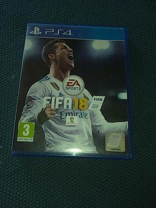 juego fifa 18 ps4 play 4