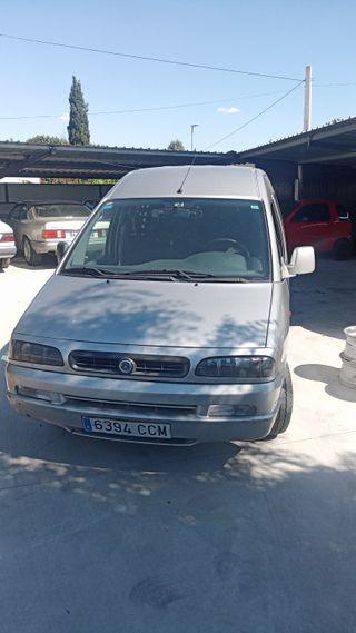 Fiat Scudo 2002 2.0 Jtd 9 Plazas!!!