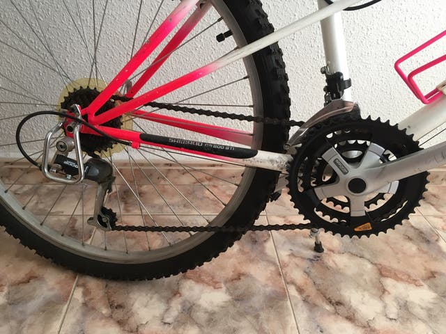 Bicicleta de 26'' mujer