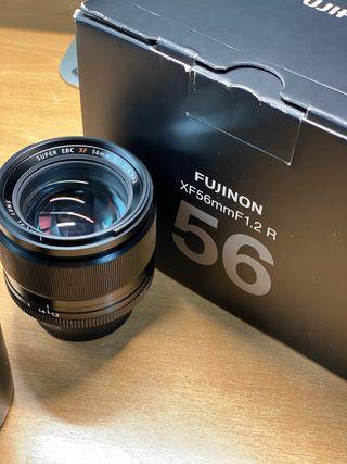 Fujinon XF 56mm 1.2 R