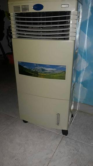 acondicionador aire frio/calor
