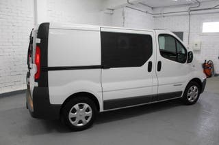Renault Trafic COMBI 9 2.0 115CV IMPECABLE