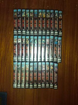 VHS STAR TREK