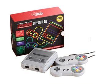 Consolas de juegos retro arcade clásicos 8bits HDM