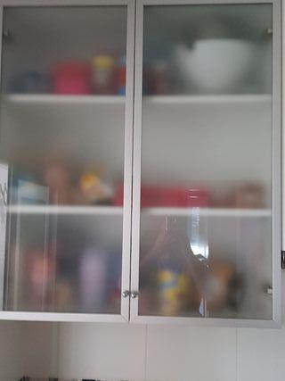 Puertas y encimera de cocina