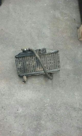 recambio Honda MBX - radiador