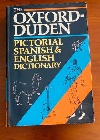 THE OXFORD DUDEN Pictorial Dictionary